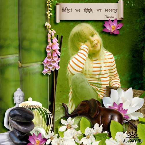 Скрап-набор Hope, Love and Peace