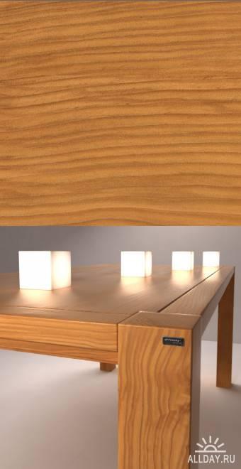 Arroway textures wood Vol.02 - Exotic Veneers Compact version