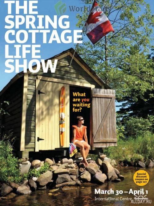 Cottage Life Canada - April 2012