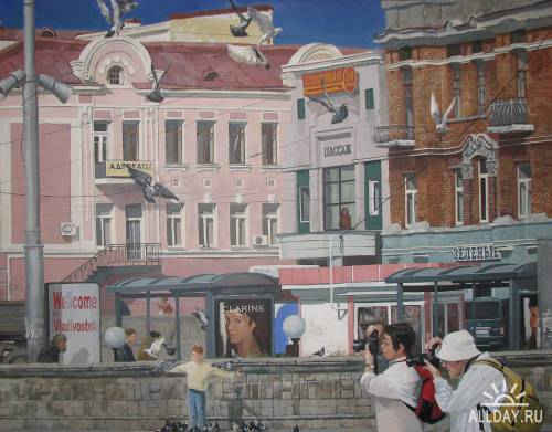 Современные художники - Мария Холмогорова