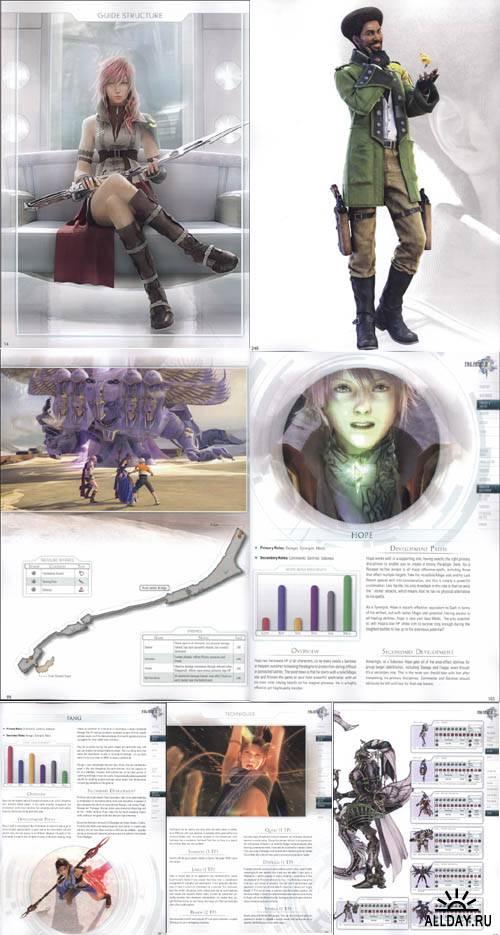 Final Fantasy XIII  Artbook