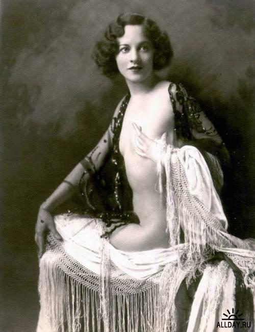 Фотографии девушек 1920-х годов