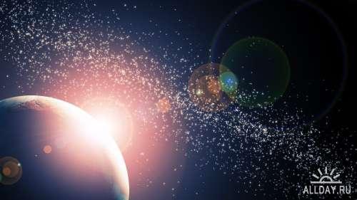 Картинки, фото космоса сборник для рабочего стола обои выпуск 72