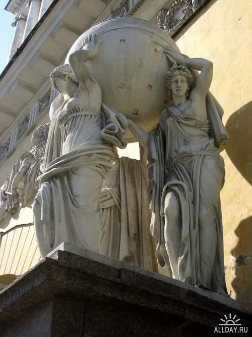 Скульптура Древней Греции (Античное искусство)