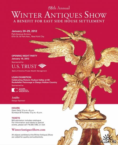 Art + Auction №1 (январь 2012) / US