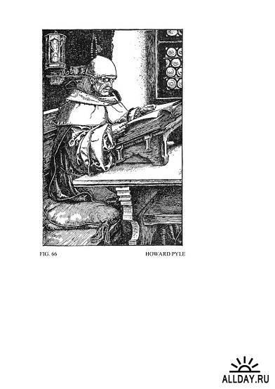 Maginnis Ch.D. / Маджиннис Ч.Д. - Pen Drawing: An Illustrated Treatise / Рисуем ручкой 2007