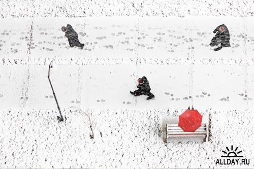 Фотограф Salih Guler. Портфолио.