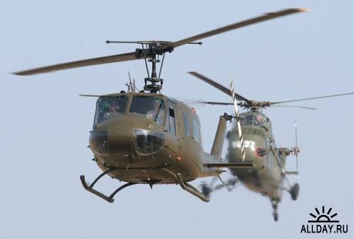 Мировая авиация (Вертолёты и Учебно-тренировочныe самолеты)