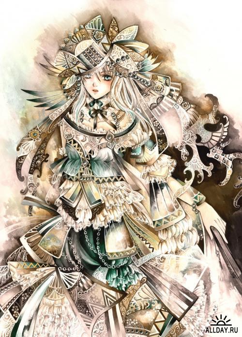 Работы от Nina laverinne (Индонезия)