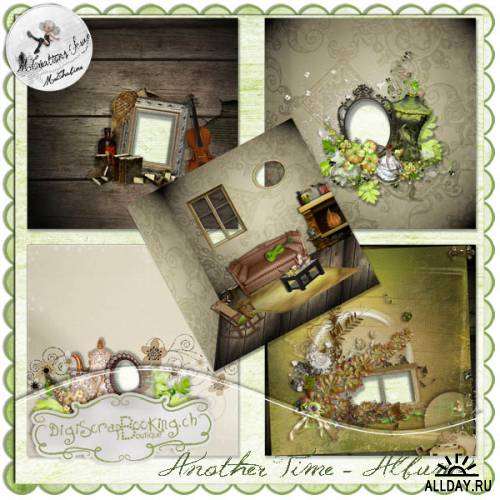 Scrap kit  Another Time