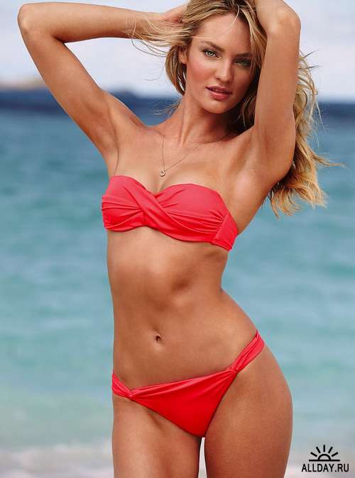 Candice Swanepoel - Victoria's Secret Photoshoot 2014 Set 3