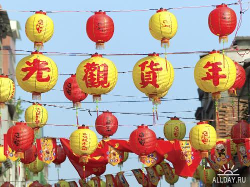 Большая коллекция (Китай China).
