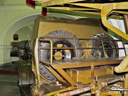 Фотообзор - советская система залпового огня БМ-31-12