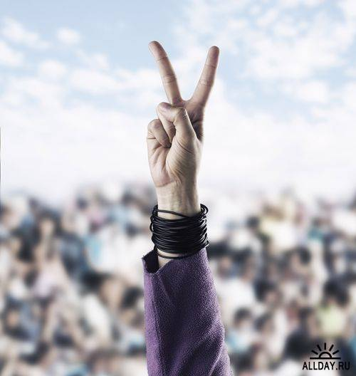 Клипарт - Crowd Control
