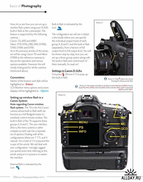 Smart Photography №3 (март 2012) / UK