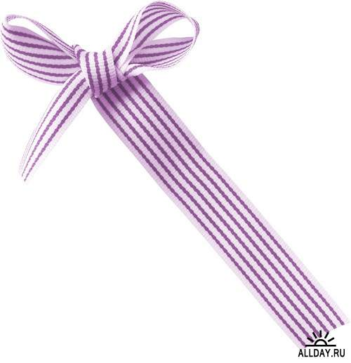 Tapes, ribbons and bows 4| Банты, ленты и бантики 4