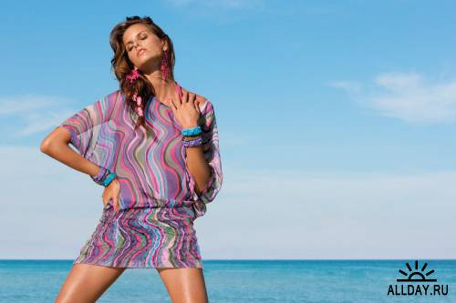 Большая подборка моделей и знаменитостей (Izabel Goulart)