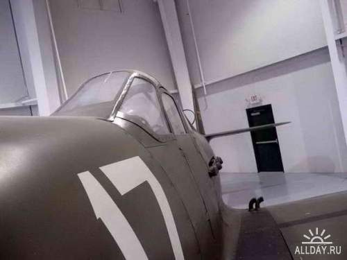 Фотообзор - американский истребитель Bell P-63A-10BE Kingcobra