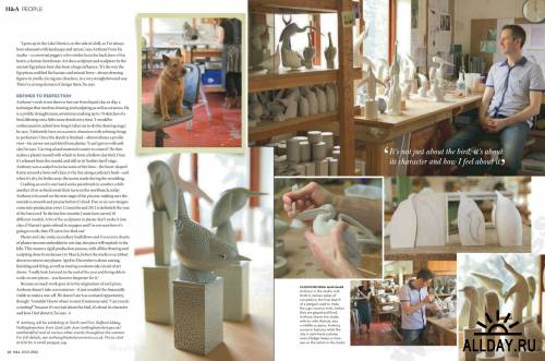 Homes & Antiques - July 2012
