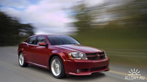 106 Amazing Dodge Cars Wallpapers