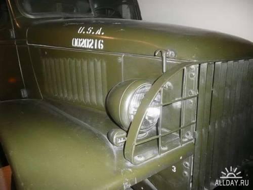 Американский автомобиль GMC 353
