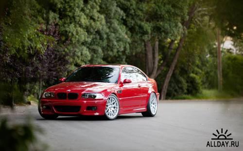 55 Beautiful Cars HD Wallpapers (Set 133)