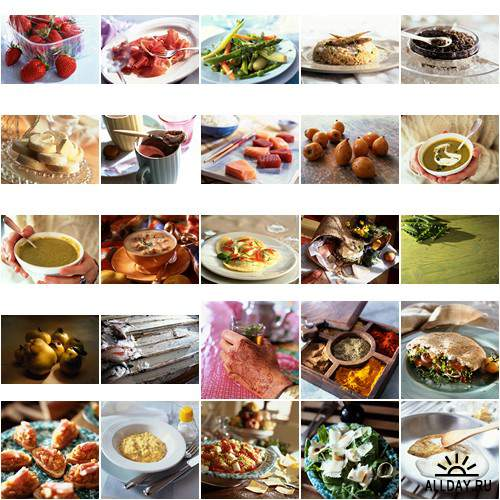 PhotoAlto - PA-047 International Cuisine