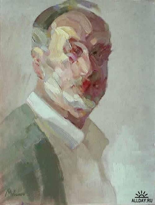 Живопись Stojan Milanov