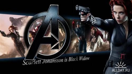 Постеры популярных фильмов в качестве обоев №4