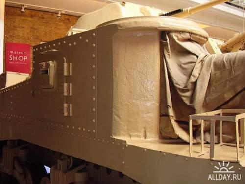 Американский средний танк M3 Grant