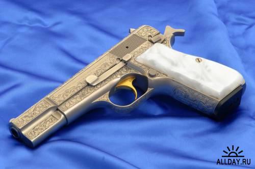 Обои с оружием 2
