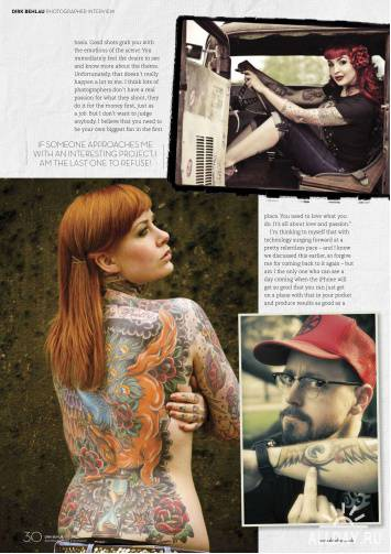Skin Deep Tattoo Magazine (Summer 2012) UK
