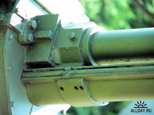 Фотообзор - американская зенитная пушка M3 37mm