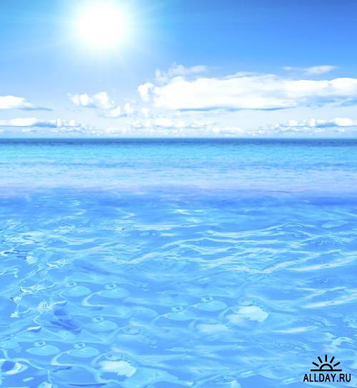 Stock Photo - Sea   Море