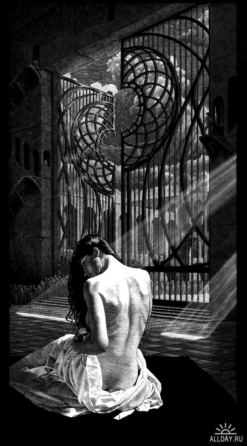 Patrick Arrasmith Illustration