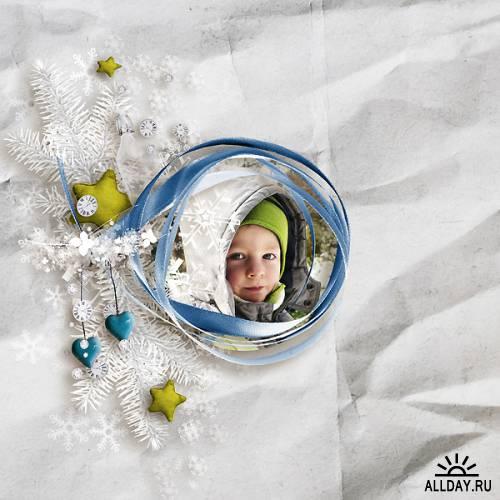 Скрап-набор - Winter Day