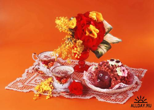 Фотосток – Праздники и Букетики 10