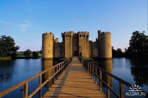 Архитектура (Часть 3). Замки Великобритании