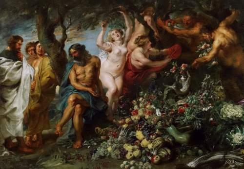 Питер Пауль Рубенс сборник картинок живописи- часть 3