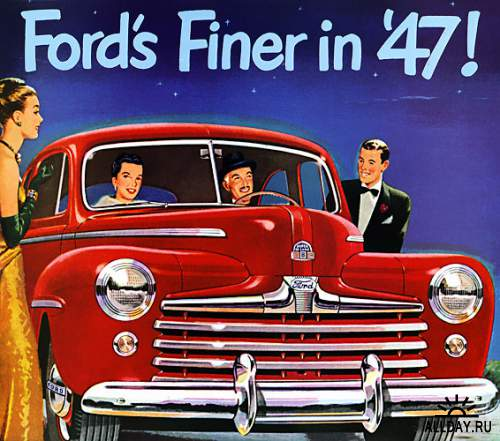 Classic American Cars (1931-1957)