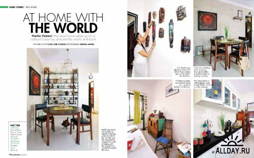 Good Homes India - June 2012