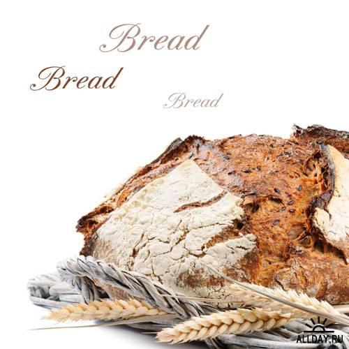 Свежий Хлеб #2 - Растровый клипарт