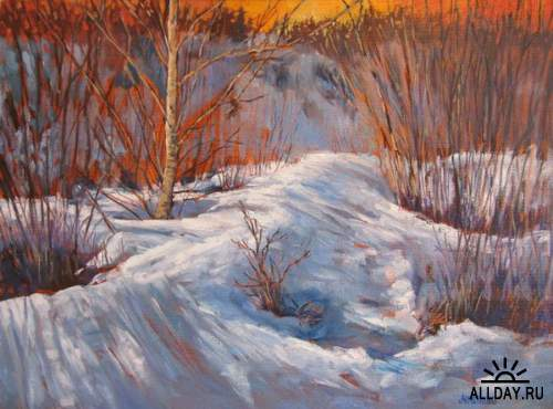 Artist Janet Armstrong