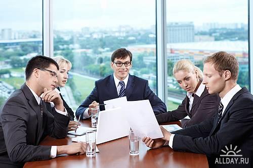 Деловое совещание - Business meeting
