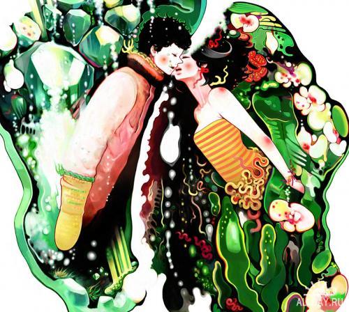 Art by Minchi (Japan)