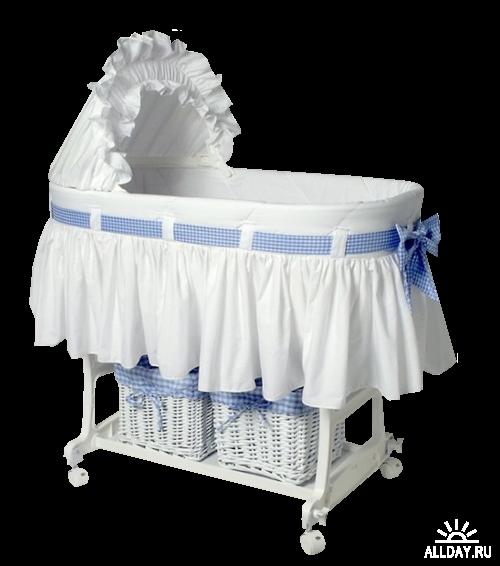 Скрап-набор Blue baby