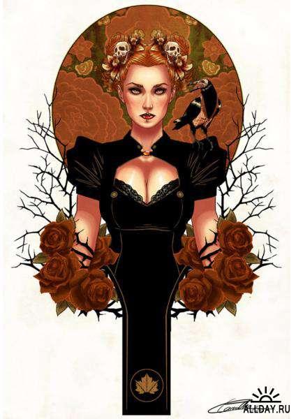 Lorena Carvalho artwork