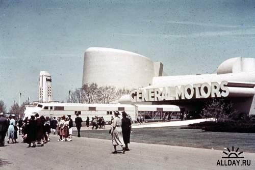 Ретроспектива выставки 1939 года