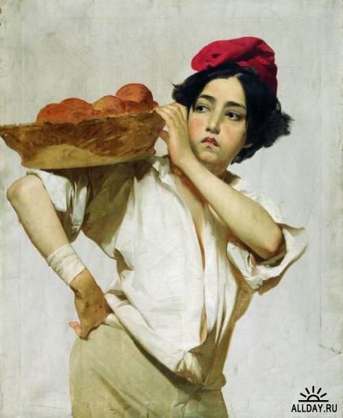 Русские художники - Макаров Иван Кузьмич