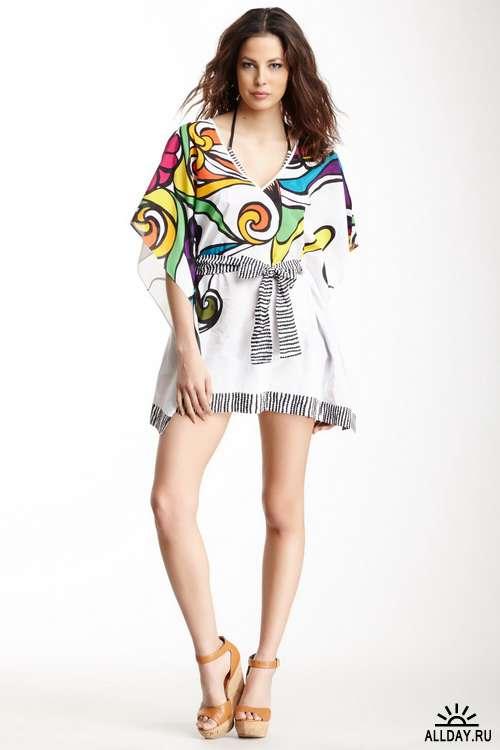 Trina Turk & Spa Swimwear 2014